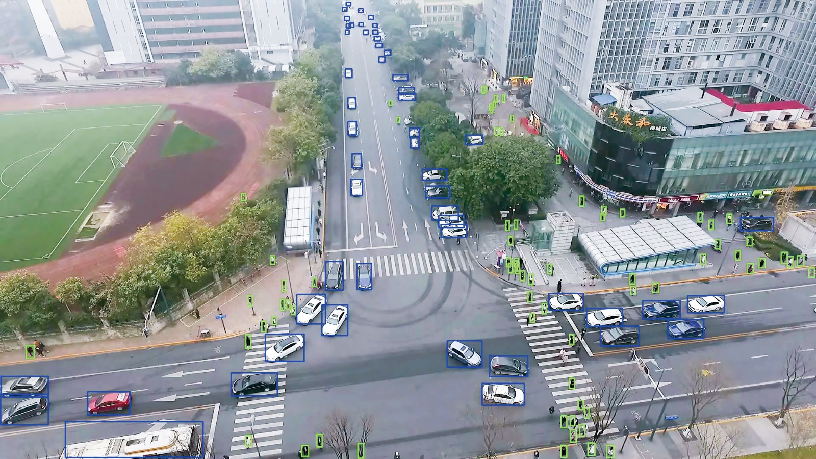 特殊路段行人及车辆检测.jpg
