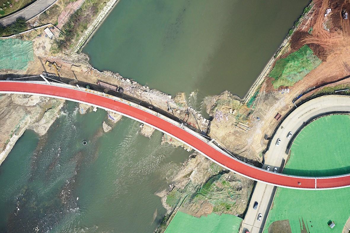 某市街道办河长制巡河(需标注问题点位 疑似河道淤泥).jpg